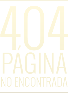 Página no encontrada